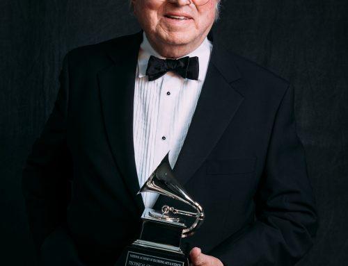 Simon Blumlein Grammy Acceptance Speech – NYC July 12th 2107